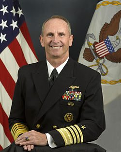 US Navy CNO's Navigation Plan 2014-2018: Warfighting first.  Operate forward.  Be ready.