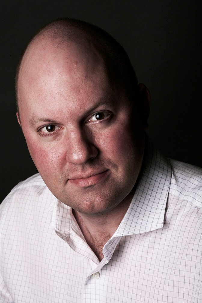 A Conversation With Marc Andreessen: The impact of emerging tech on jobs, training, education and home life