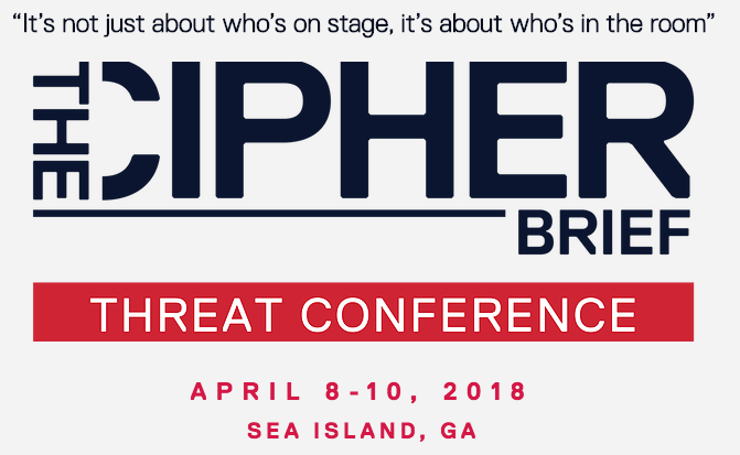 The Cipher Brief Threat Conference