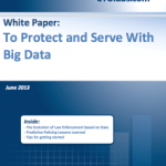 New White Paper on Big Data for Predictive Policing