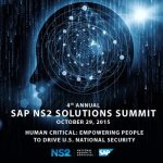 SAP NS2 Solutions Summit