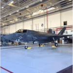 Joint Strike Fighter: Tour of the new F-35B's