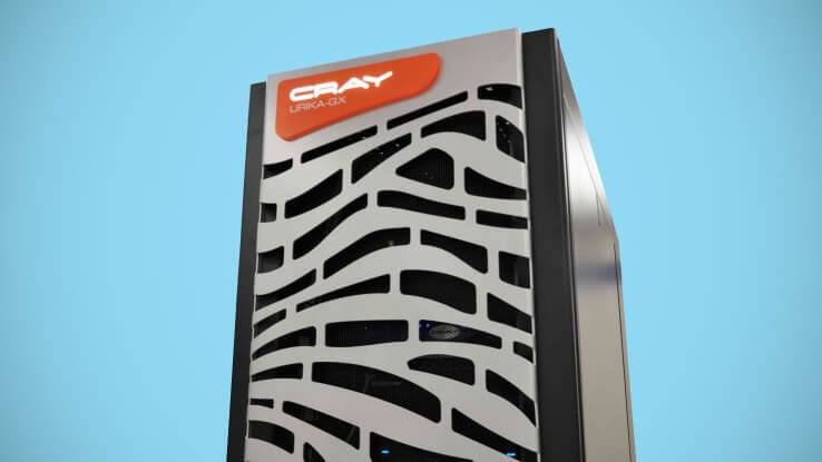 Cray Targets Enterprise Big Data with New Open Agile Analytics System