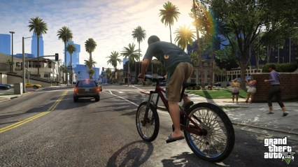 official-screenshot-michael-goes-for-a-bike-ride