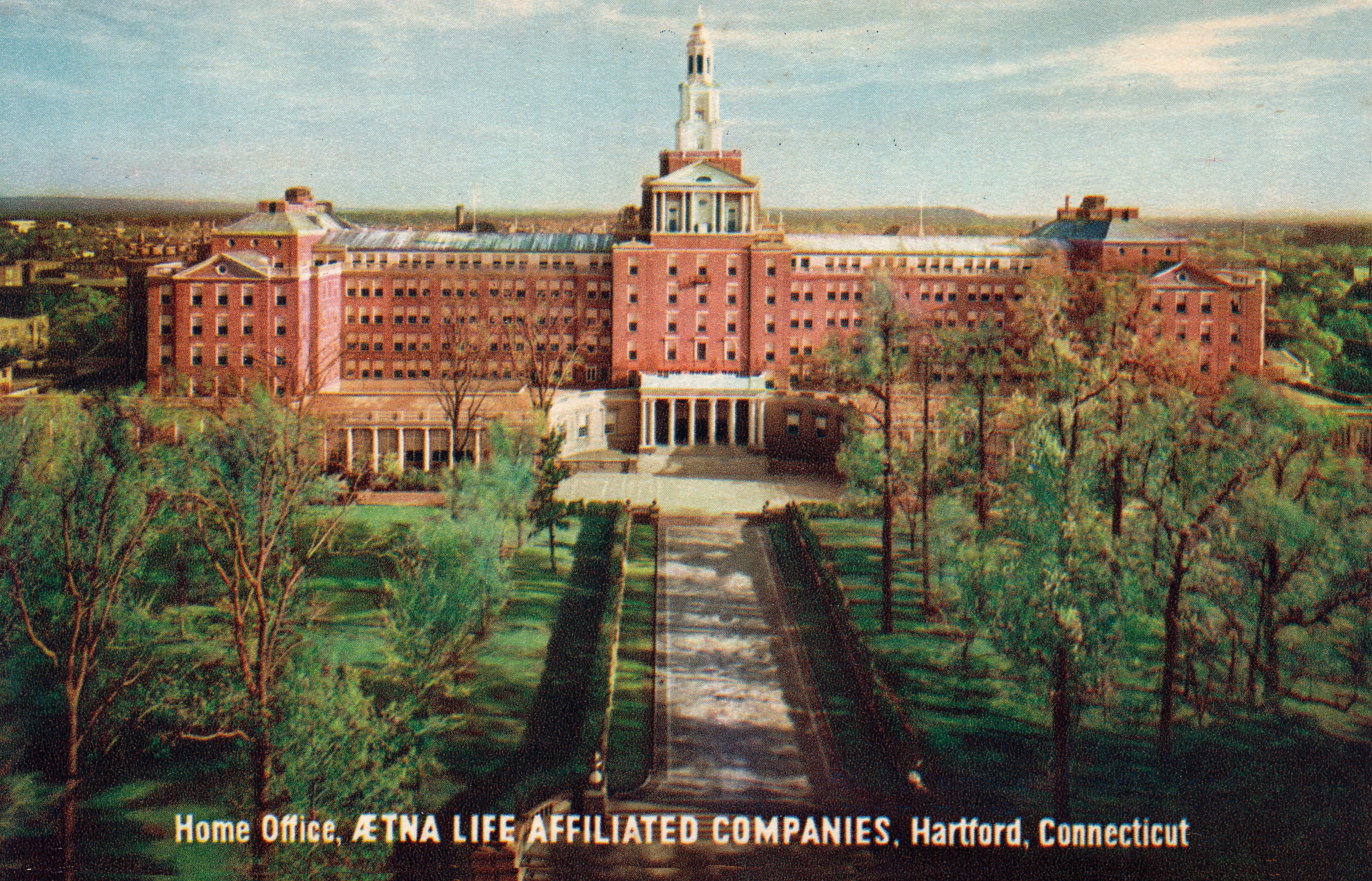 Image result for aetna headquarters building