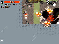 Nuclear Throne - Explosions