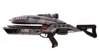 Mass Effect gun