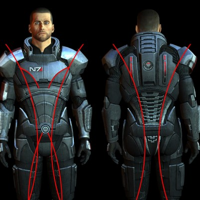 Arcs on Shepard