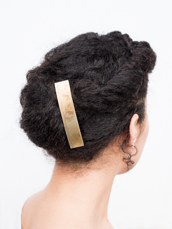 Curly Hair Updo French Twist Crown Ctrl Curate