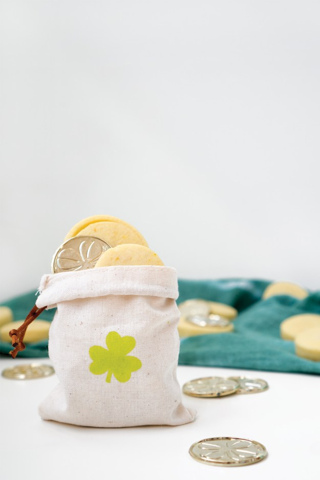 lemon butter shortbread cookies