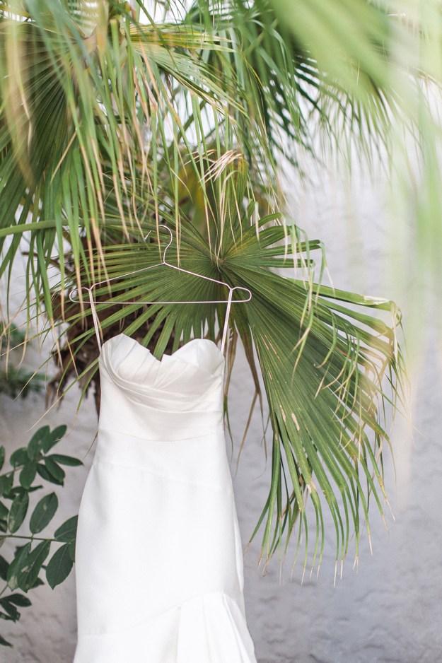 Modern Classic Beach Wedding
