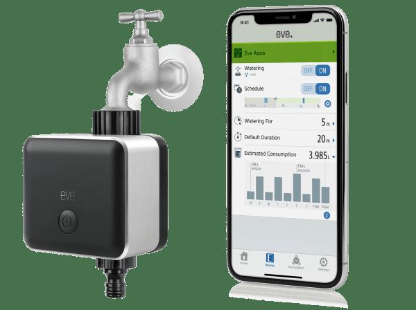 وحدة تحكم ذكية للمياه Eve Aqua