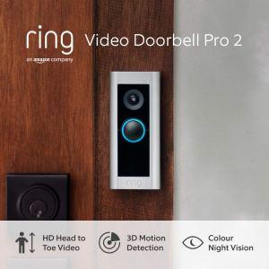 الجرس الذكي Ring Video Doorbell Pro 2