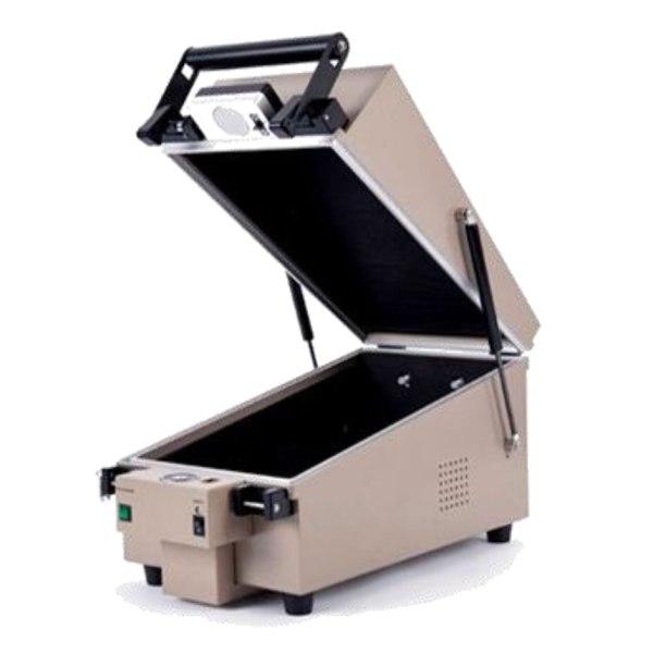 Tescom TC-5921AE Magnetic Shield Box Open Front