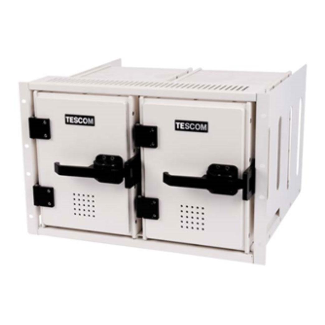 Tescom TC-5930A Manual RF Shield Box Front Closed
