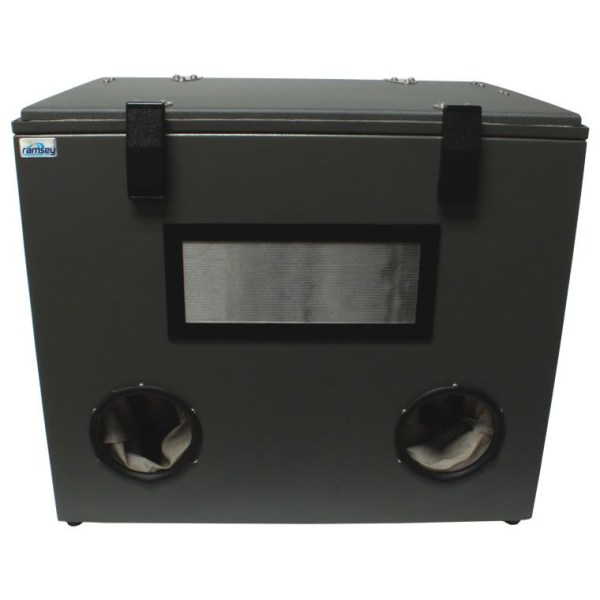 Ramsey STE-4500 RF Shielded Test Enclosure Front Closed