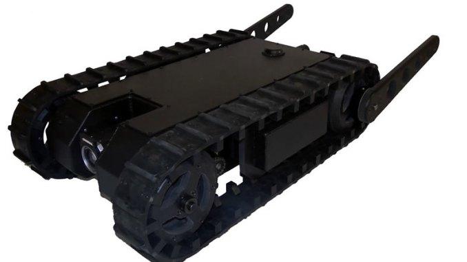 Light Surveillance Robot