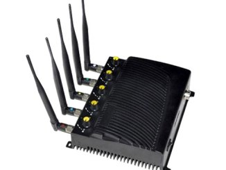 3G 4G Cell phone Jammer