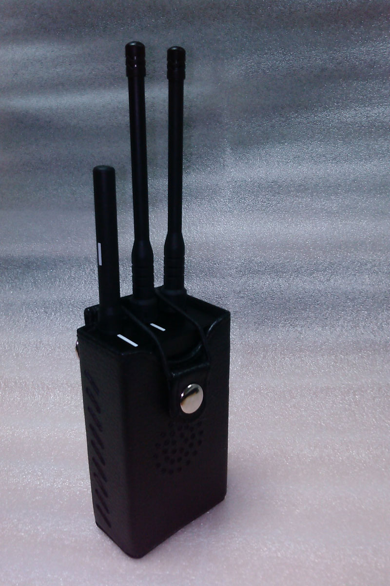 All Remote Controls RF Jammer