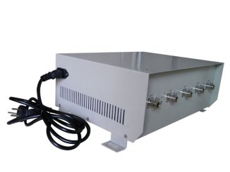 Cell Phone Jammer for 4G Wimax with Omni- directional Antenna