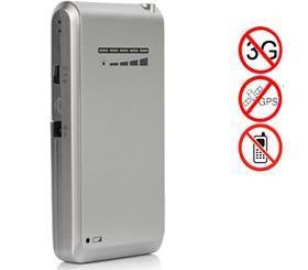 Cellphone & GPS Signal Jammer