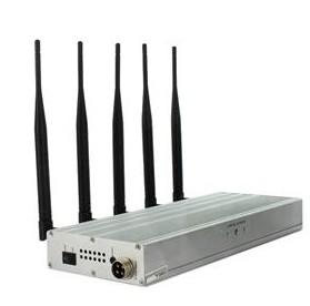 Mobile Phone Blocker & UHF Audio Jammer