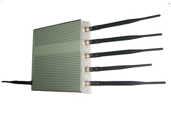Mobile Phone GPS WiFi Jammer
