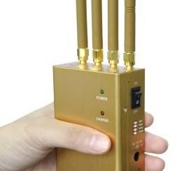 Phone GPSL1 Signal Jammer