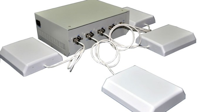 VIP60 CELL PHONE JAMMER