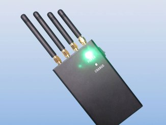WiFi, Cell Phone Signal Blocker