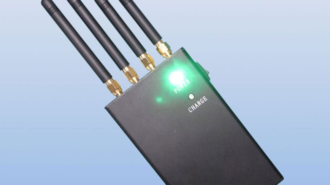 WiFi, Cell Phone Signal Blocker