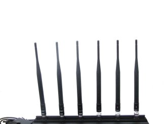 WiFi,3G,UHF Cell Phone Jammer