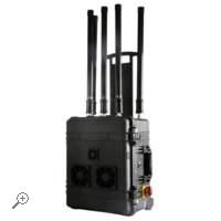 Переносноый сверхмощный подавитель сотовых телефонов, 3G, Wi-Fi, GPS подавитель