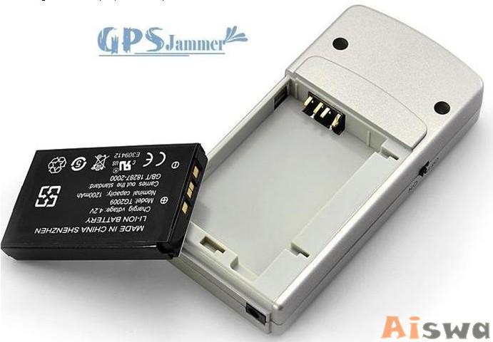 Портативный сигнала GPS подавитель 3