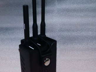 Portable Car Remote Controls 315433868MHz RF Signal Jammer