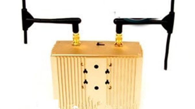 Inhibidor Bloqueador De Celular 2 Watt de 4 Potencias