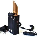 Глушилка GSM И 3G Частот Black Wolf GT-12D