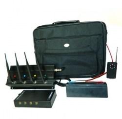 Мобильный комплекс защиты от прослушивания «Защита-1» (расширенная версия)