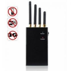 Мощный карманный подавитель сотовой связи GSM, 3G + WiFi/GPS «Скорпион 30»