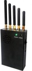 Подавитель GSM, 3G, Wi-Fi, GPS сигнала (радиус действия до 20 метров)