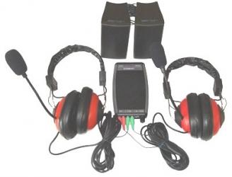 Система защиты переговоров методом акустического зашумления