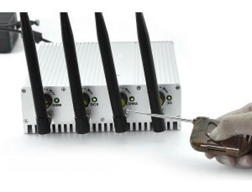 Kumandalı cep telefon sinyal kesici cellphone jammer