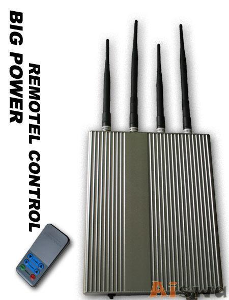 Mobile Phone Signal Jammer incl 3G band CTS-JR 2
