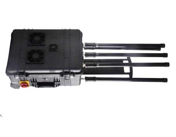 Portable Pelican Case RF Bomb Cellphone Signal Jammer GPS WiFi Blocker1