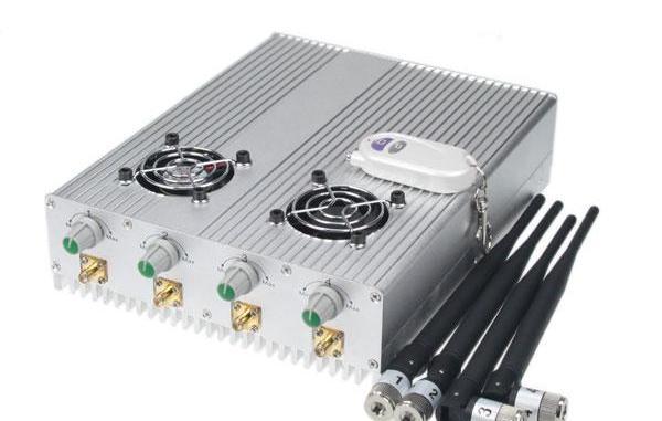 Disturbatore di frequenze per cellulari e Wi Fi