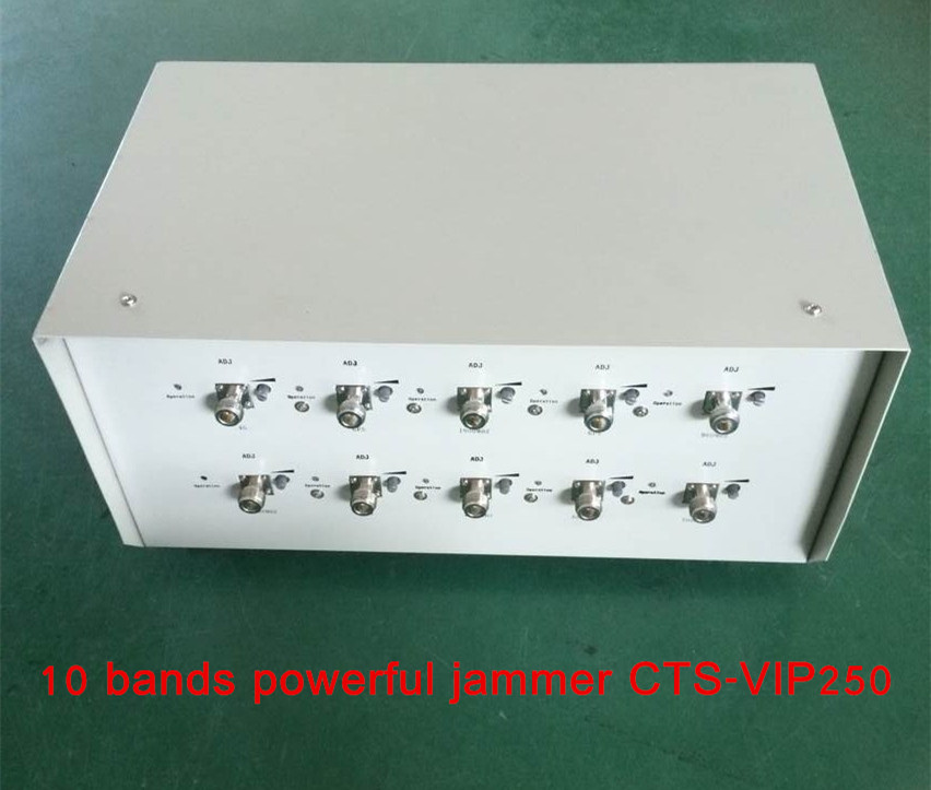 10 bands vehicle jammer 2