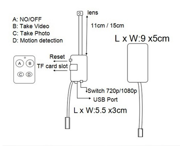 DIY Spy Camera 3