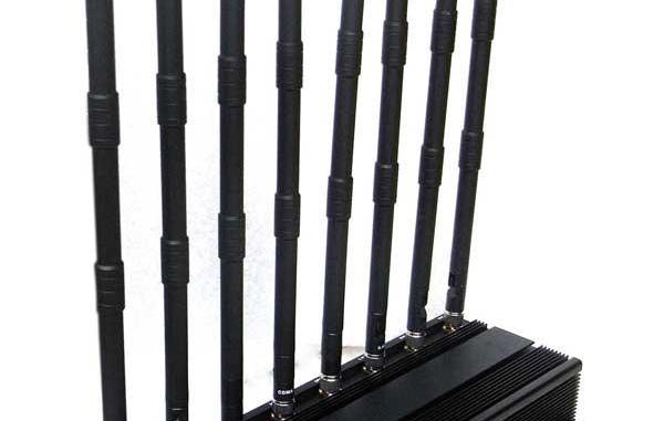 Multi-functional 3G 4G Cell Phone Jammer and GPS WiFi Lojack Jammer