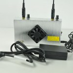 Powerful 20W 2Bands WiFi Signal Jammer CTS-WX 4