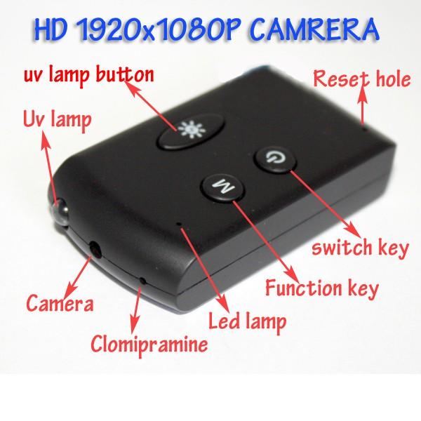 Remote hidden Camera 1